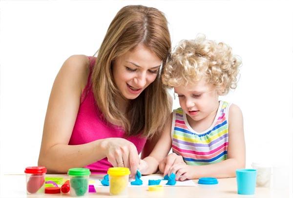 Уровни вашей помощи - нужно ли помогать детям с поделками
