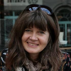 Анна Скавитина, психолог, аналитик