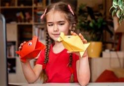 Сделай сам: нужно ли помогать детям с поделками?