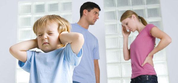 Развод родителей, как дети реагируют на развод.